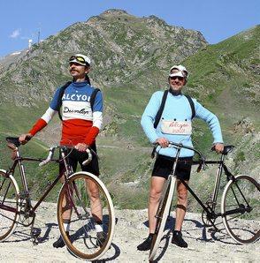 cyclistes: de 1900 à 2012