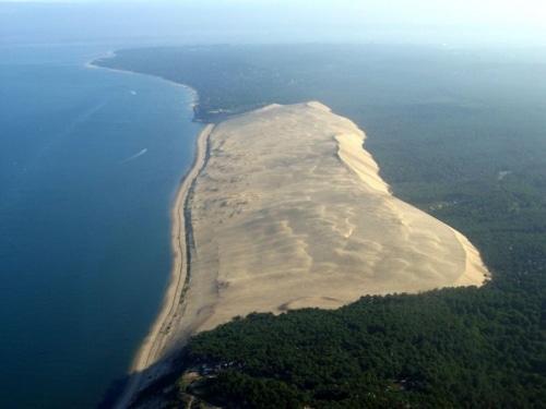 La Dune du Pyla – une montagne de sable bien vivante