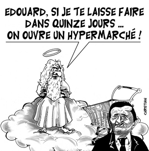 Edouard LECLERC …