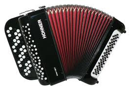 ACCORDEON : la mamie de Metz !