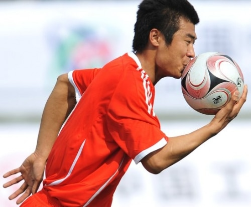 La chine, nouvel Eldorado du football ?