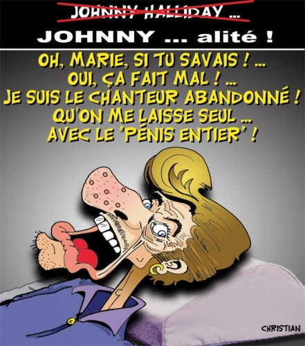 Johnny Alité …