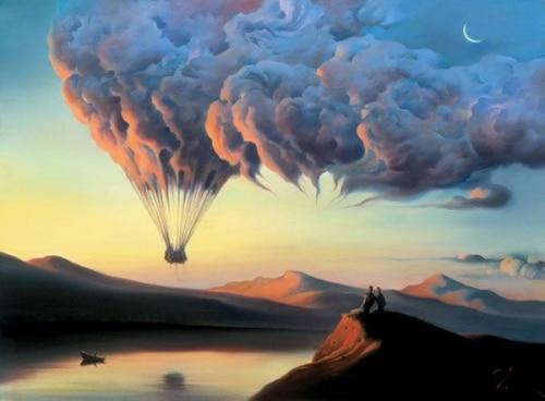 Le surréalisme, une touche de rêve dans un monde de brutes