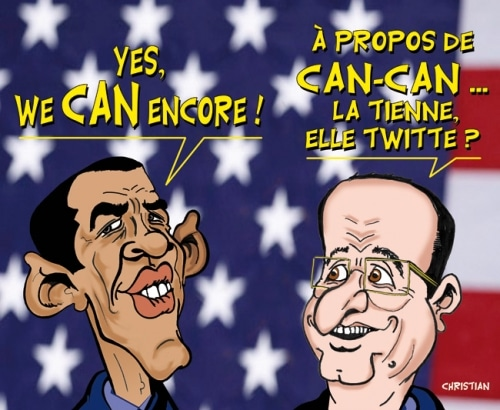 YES WE CAN-CAN ! …