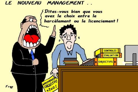 Le  nouveau  management . .