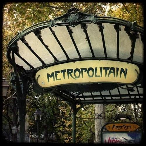 Si vous l'avez «croisé dans le métro», votre vie pourrait soudain prendre des allures de roman