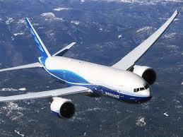 Voyage en boeing 777 pour Noel ?