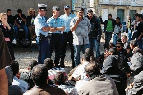 Affrontements entre immigrés à Pauillac sur fond de chasse aux profits