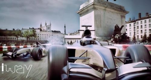 «Lyon Street Race» : pilotez dans les rues de Lyon à plus de 320 km/h !