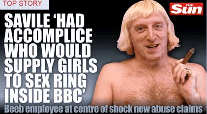 BBC : le scandale des « Swinging 70's » s'amplifie…