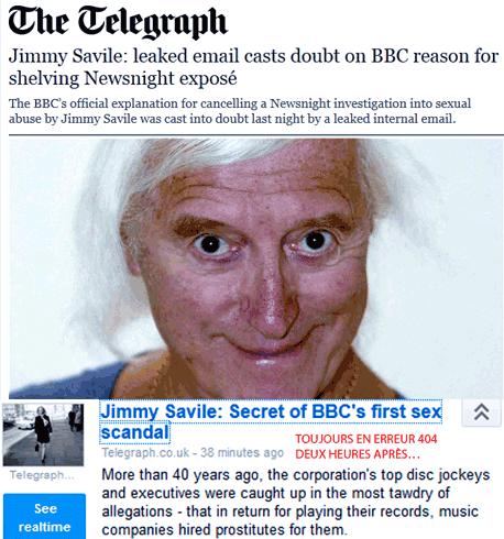 Ballets roses et bleus : la BBC et le «Tout Jersey» très impliqués