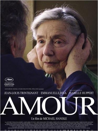 CINEMA : «Amour» de Haneke à en prendre ses jambes à son cou !