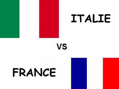 En attendant Italie – France …