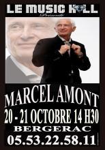 C'était en 1965 –  Première tournée de Marcel Amont