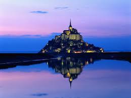 Le Mont Saint Michel : Entre ciel et mer !