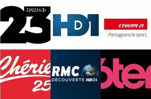Nouvelles chaînes TNT : mode d'emploi