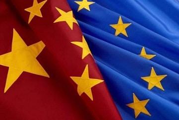 La Chine en plein dynamisme économique avec l'Europe