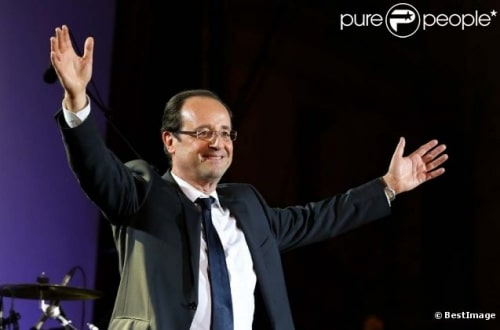 François Hollande : Un président respectueux envers les journalistes !