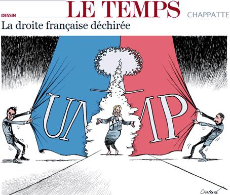 Fracture à l'UMP : l'UDI fragilisée