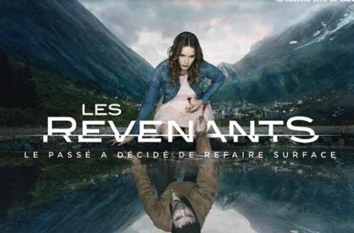 Série TV : Les revenants sur Canal+