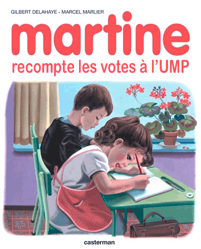 UMP : Sarkozy envoie Martine réconcilier Fillon et Copé