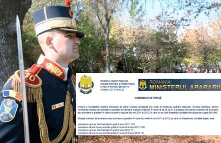 Roumanie : l'armée (de réserve) moins mexicaine