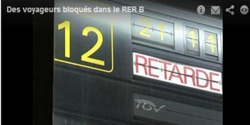 SNCF – l'impatience des usagers bloque la gare du nord