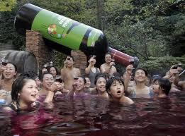 Le Beaujolais au Japon
