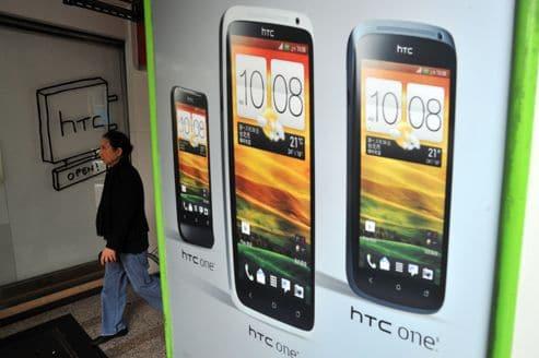 Des accords entre Apple et HTC sur les brevets