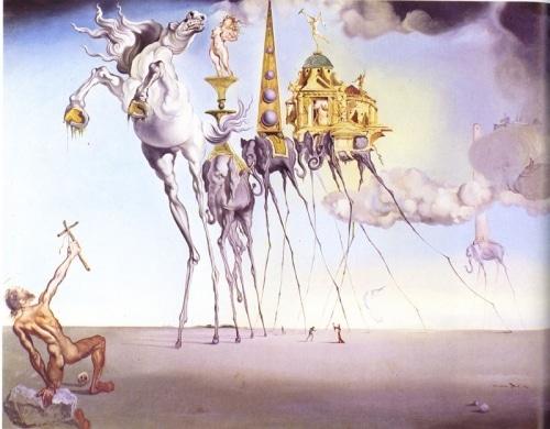 La différence entre lui et nous, c'est que nous sommes fous de Dali (2ème partie)