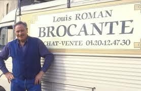 Quand Louis Roman quitte sa brocante
