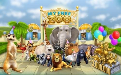 My Free Zoo : Le jeu en ligne du moment.