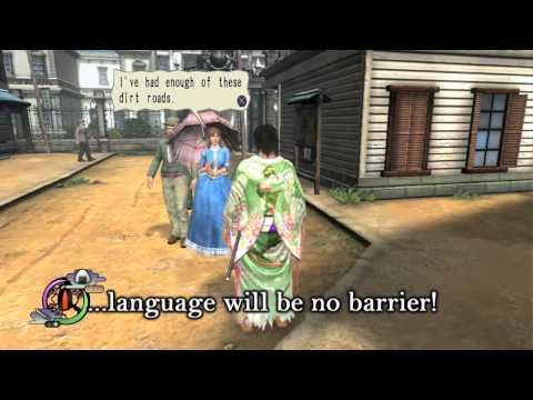 Test Way of the Samurai 4 PS3 PSN