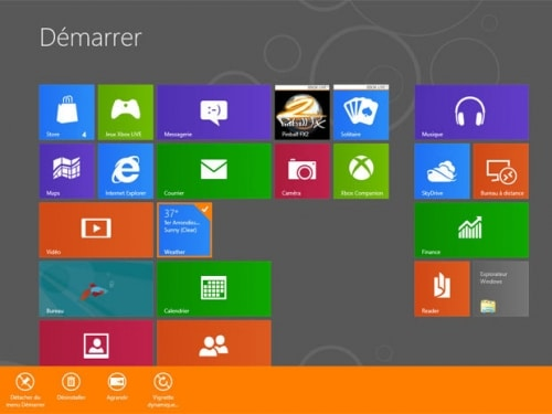 Windows 8 divise le monde.