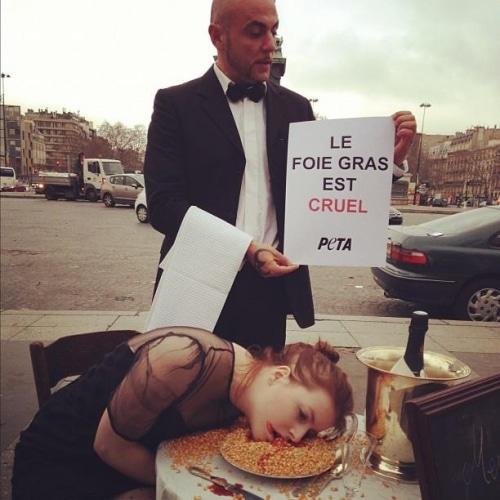 Foie gras : entre promotion, désinformation et un jury de déontologie publicitaire inefficace.