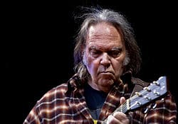 Neil Young, un Rock Psychedelic !