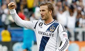 David Beckham termine son aventure par un titre