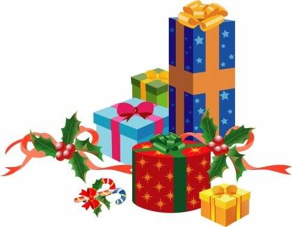 Les cadeaux & Noël