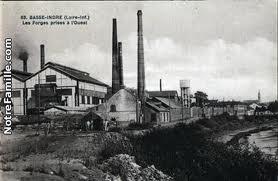 Arcelor-Mital et l'histoire d'une forge à Basse Indre (44)