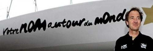 Bertrand de Broc – Le skipper colporteur De projets