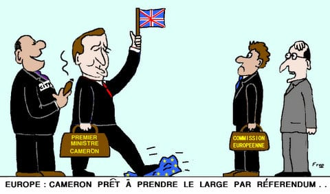 Europe  :  l'Angleterre  prête  à  prendre  le  large  ?