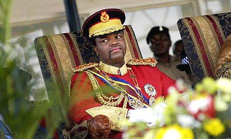Le Swaziland, un pays où il fait mal vivre