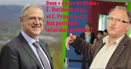 Belfort : rififi accru entre le PS et le MRC