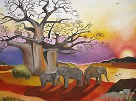 Les éléphants: On en parle énormément…