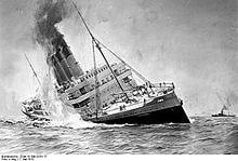 In Amenas et le naufrage du Lusitania : mêmes effets ?