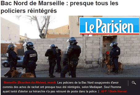 Bac Nord Marseille : les mis en cause retrouvent la considération de Manuel Valls