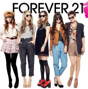 Forever 21, un magasin made in USA