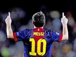 Messi 2012, l'année des records !