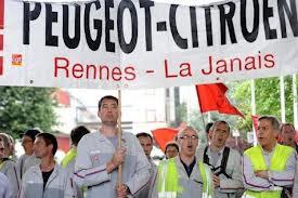PSA Rennes va licencier comme sur les autres sites