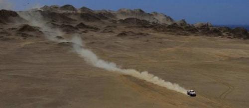 Départ demain de  la 5e édition du Dakar en Amérique du Sud.